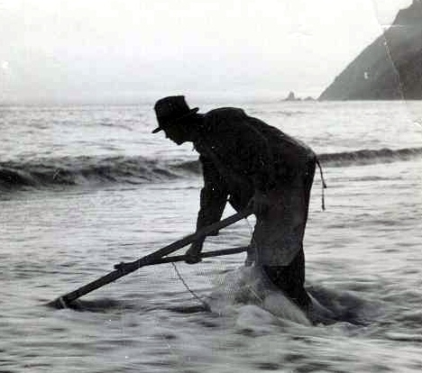 Bill fishing with a-frame net 2.JPG