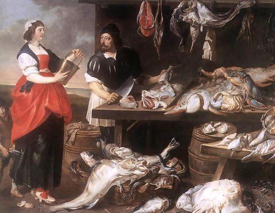 Fishmonger$27s-Stall