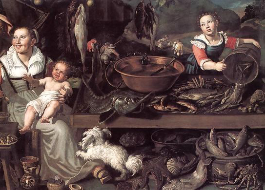 Fishmongers-1580s
